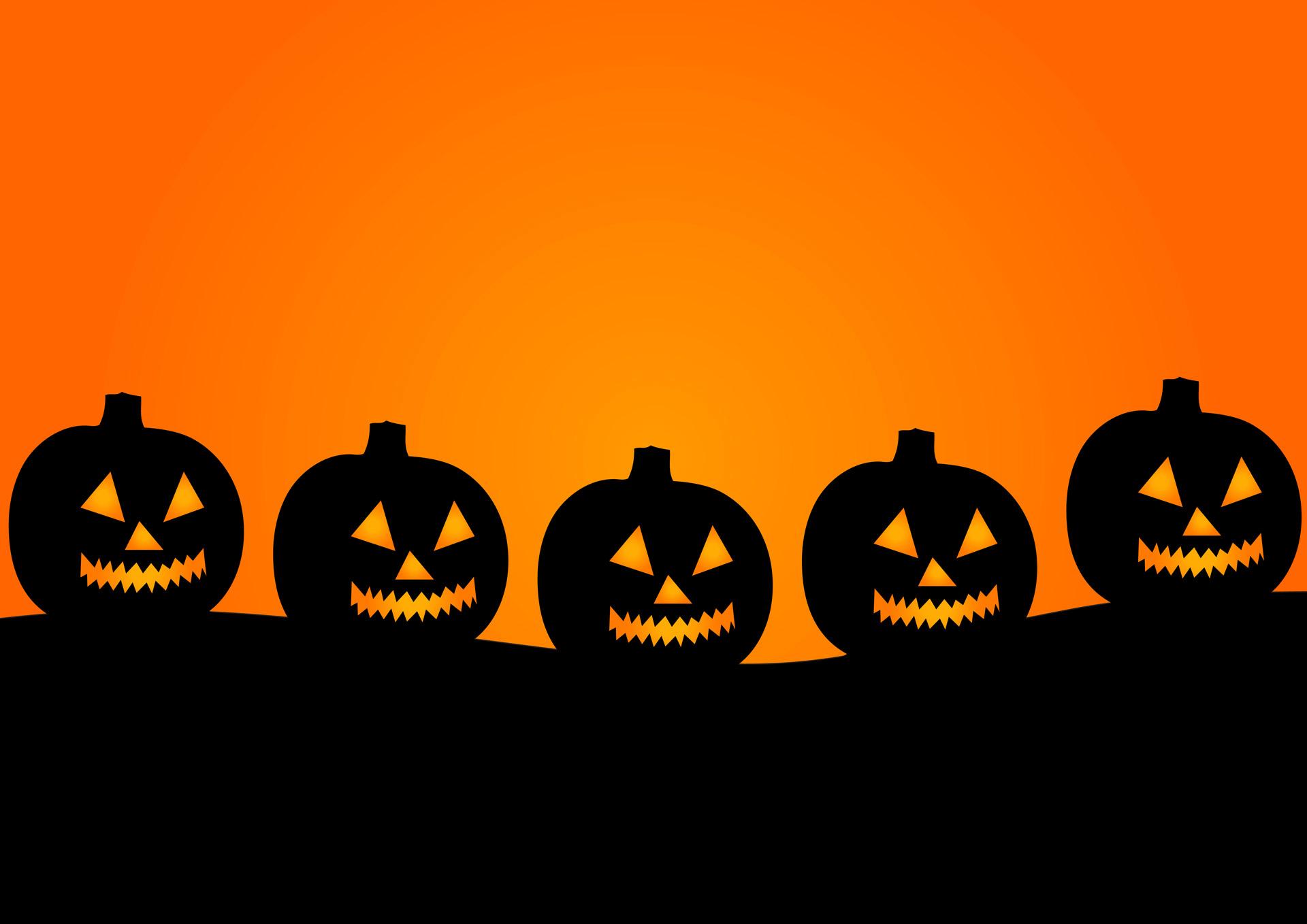 Zabawy Halloweenowe