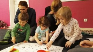 Baby Time - Baby English Center