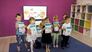 Baby English Center - lekcje pokazowe