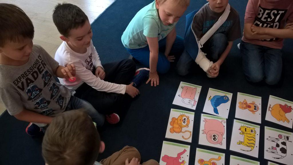 zajęcia z angielskiego dla dzieci