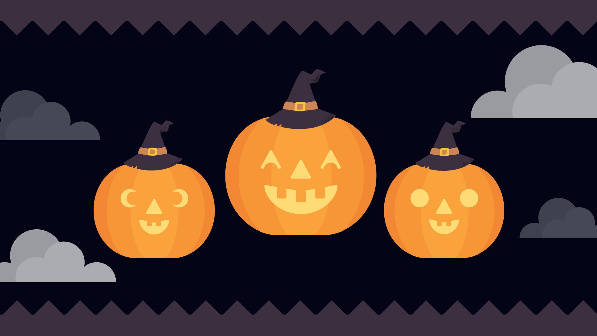 Halloween w Baby English Center – kolejna edycja :)